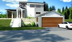 sloping lot house plans house plans for sloping lots ryanbarrett me