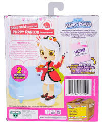 shopkins happy places sara sushi doll toy at mighty ape nz