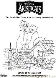 aristocats coloring 14 coloring free coloring