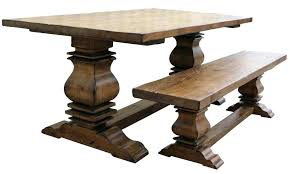 dining table base wood wooden pedestal table base brass and wood pedestals or dining table