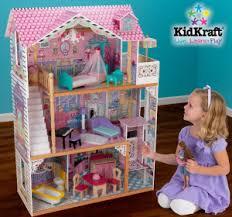 kidkraft annabelle dollhouse w furniture only 99 at walmart