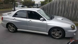 impreza wrx awd 2003 4d sedan manual 2l turbo mpfi 5 seats in vic