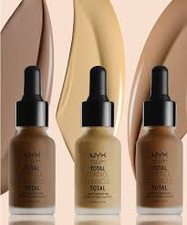 Serum Nyx 4 ways to use nyx s total drop foundation instyle
