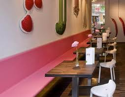 Small Shop Decoration Ideas Restaurant Cafe Seating Can Be Used In The Home On A Smaller Scale