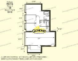 floor plan of bellagio gohome com hk