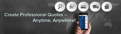 design online quotes online sales quoting web quotations software it product quoting