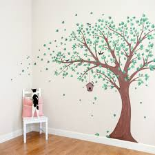 Nursery Tree Wall Decal by Large Tree Wall Decal Roselawnlutheran
