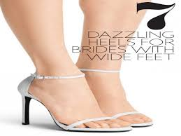 wedding shoes for wide wide width shoes for women in various styles david s bridal