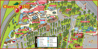 Water Country Map Map Of Cherry Hill Cherry Hill Water Park