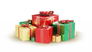 christmas present boxes colorful christmas gifts 3d animation of 6 different christmas