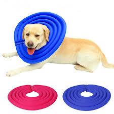 Inflatable Pet Dog Collars Dog E Collar Pet Protection Medical Wound