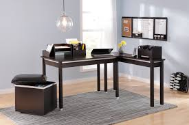 Office Design Ideas For Small Office by Home Office Decorating Ideas Furniture With Simply Black Tables