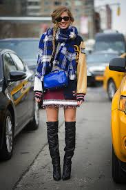 womens style boots australia 15 ways to master the of autumn s trickiest boot trend knee