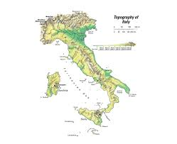 Italy Wine Regions Map by Geography Blog Detailed Map Of Italy