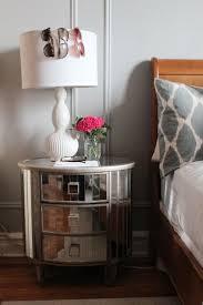 Mirrored Bedside Tables 190 Best Bedroom Design Images On Pinterest Bedroom Designs