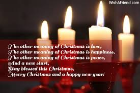 the other meaning of is merry wish