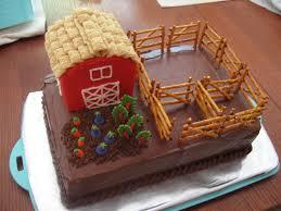 best 20 farm cake ideas on pinterest farm animal cakes farm farm cake 1