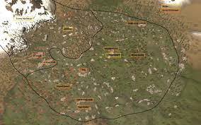 World Map Game Map Subsistence Wiki Fandom Powered By Wikia