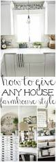 how to give any house farmhouse style liz marie blog