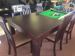 pool table in dining room furniture in south africa junk mail