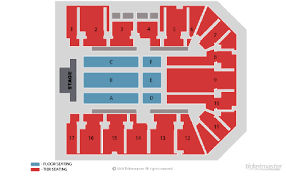 Odyssey Arena Floor Plan The X Factor Live Tour 2017 Platinum Tickets Genting Arena 24 02