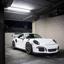 porsche white porsche 991 gt3 rs painted in white photo taken by alexpenfold