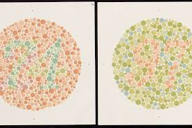 Tests For Color Blindness Eye Doctors Still Use This 100 Year Old Test For Color Blindness