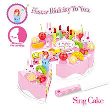 singing happy birthday bignosedeer birthday singing cake play party cake with