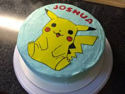 designed by diana pokemon cake
