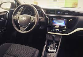 Scion Interior 2016 Scion Im Review A Better Corolla