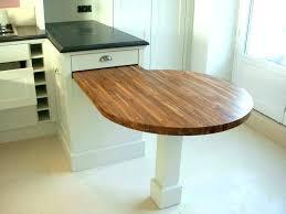 table cuisine rabattable table cuisine rabattable but pliable retractable