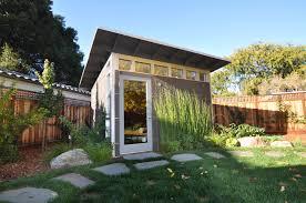 Backyard Office Kit by Backyard Sheds Studios Storage U0026 Home Office Sheds Modern