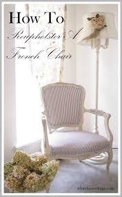 Reupholstering Armchair Best 25 Chair Reupholstery Ideas On Pinterest Furniture