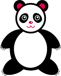 cute giant panda clipart cliparts and others art inspiration