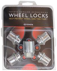 lexus gs 350 wheel lock key location amazon com genuine toyota accessories 00276 00900 wheel lock