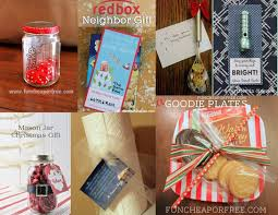 25 1 neighbor gift ideas cheap easy last minute gift diy