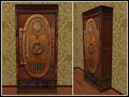 unique cabinets second life marketplace re wooden steunk cabinet unique