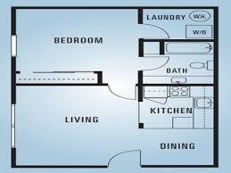 Floor Plan For 600 Sq Ft Apartment by 600 Square Feet Apartment Amazing 6 Spinoff Location Sq Ft