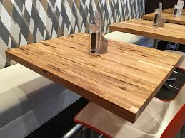 butcher block table reclaimed table reclaimed table