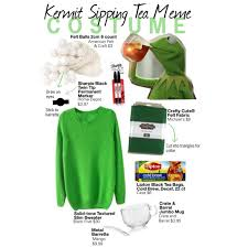 Meme Costume - the easiest halloween costumes for the laziest of people