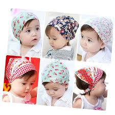 baby girl hair bands cotton printing children baby girl hair band headband accessories