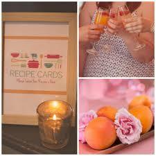 recipe for love bridal shower u2013 carats u0026 confetti