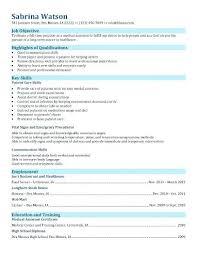 Medical Assistant Receptionist Resume Medical Resume Sample Good Administrative Assistant Resume