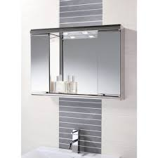 bathroom cabinets modern lighted bathroom mirror mirrored corner