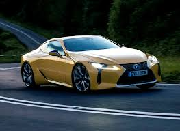 new lexus coupe lexus lc coupe review summary parkers