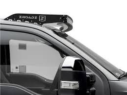 Light Rack 2017 2018 F250 U0026 F350 Zroadz Front Roof Led Light Bar Mounting Kit