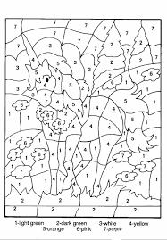 christmas horse coloring pages eliolera