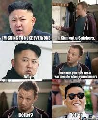 Gangnam Style Meme - psy gangnam style eanting snickers by bogdanboss meme center