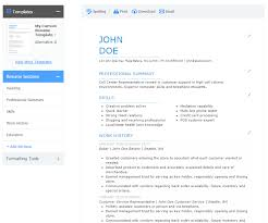 Free Resume Builders Free Resume Builder No Charge Resume Template And Professional