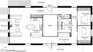 plan maison 4 chambres suite parentale plan maison 4 chambres suite parentale mod le de maison plans